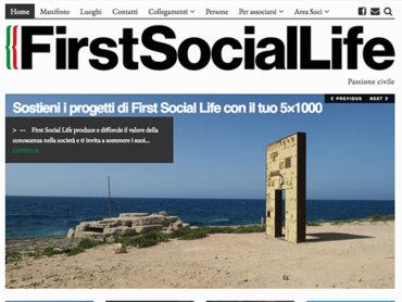 Sostieni First Social Life